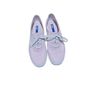 Keds pale pink classic sneakers